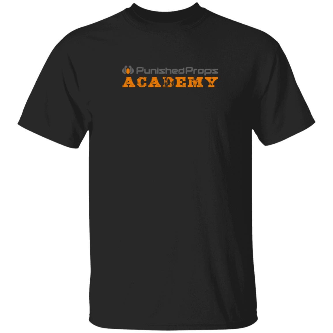 Punished Props Academy Logo Unisex T Shirt