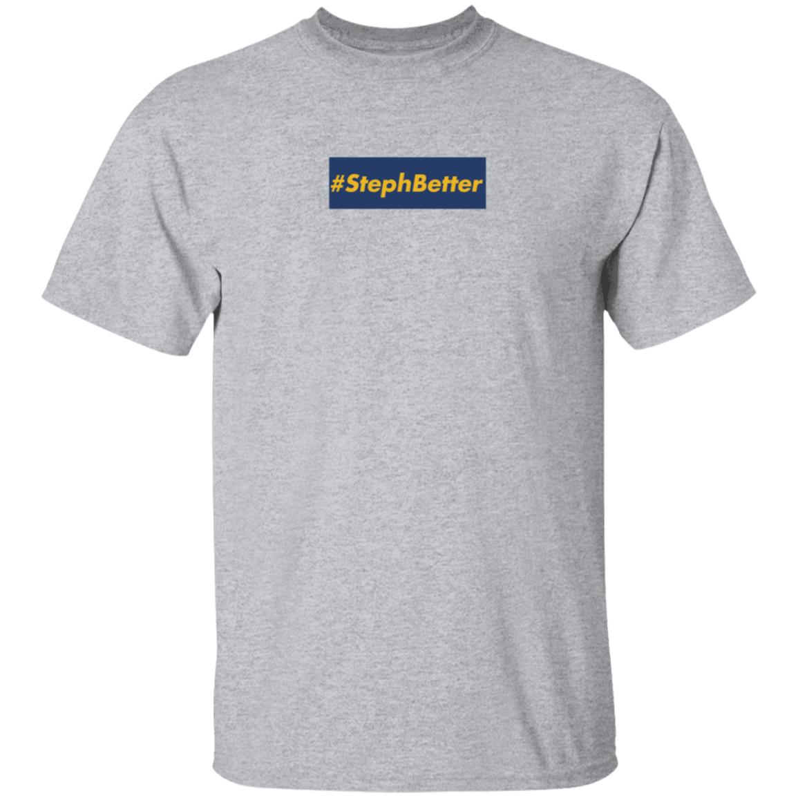 #Stephbetter Shirt keith dobkowski