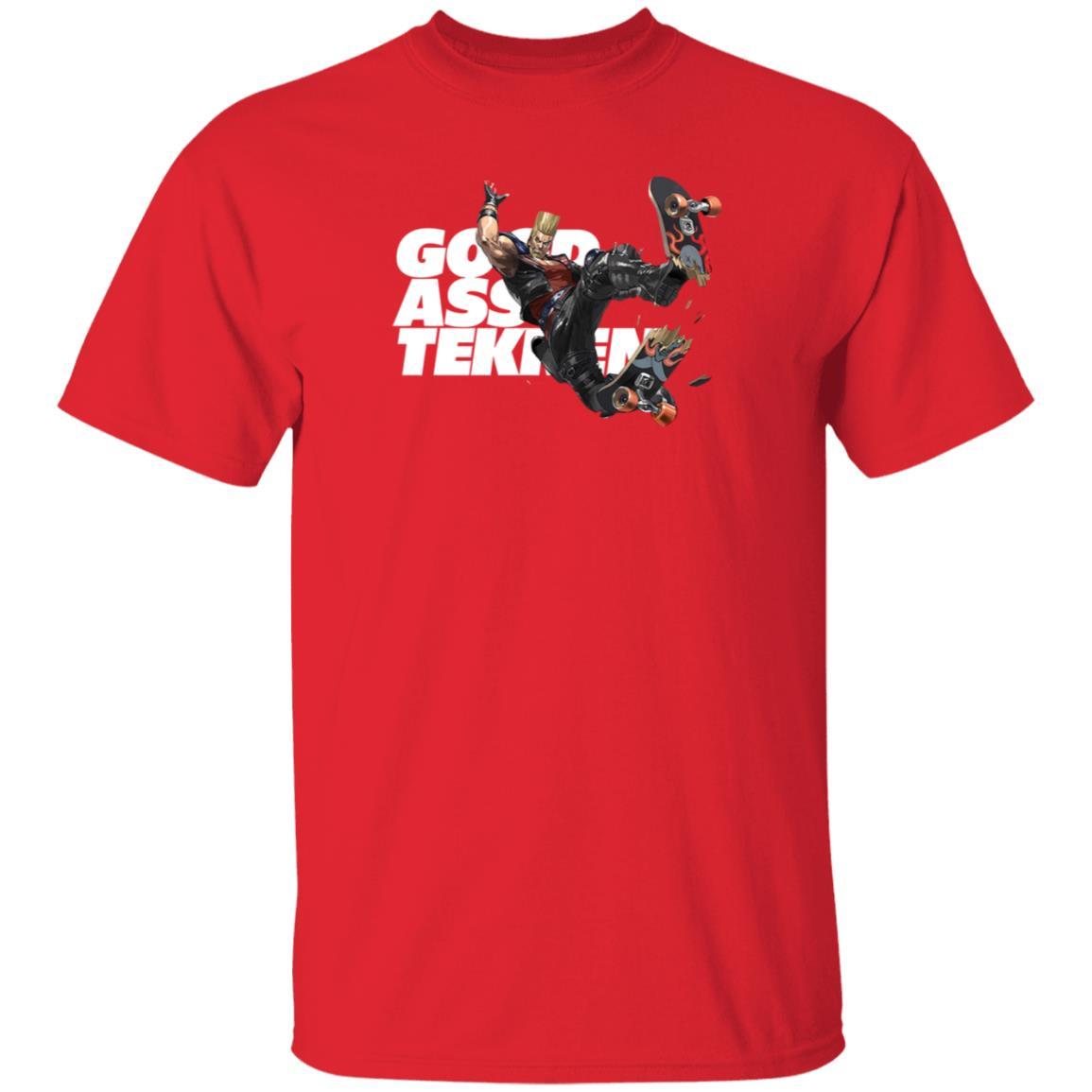 Thea Trinidad Good Ass Tekken Paul Phoenix T Shirt