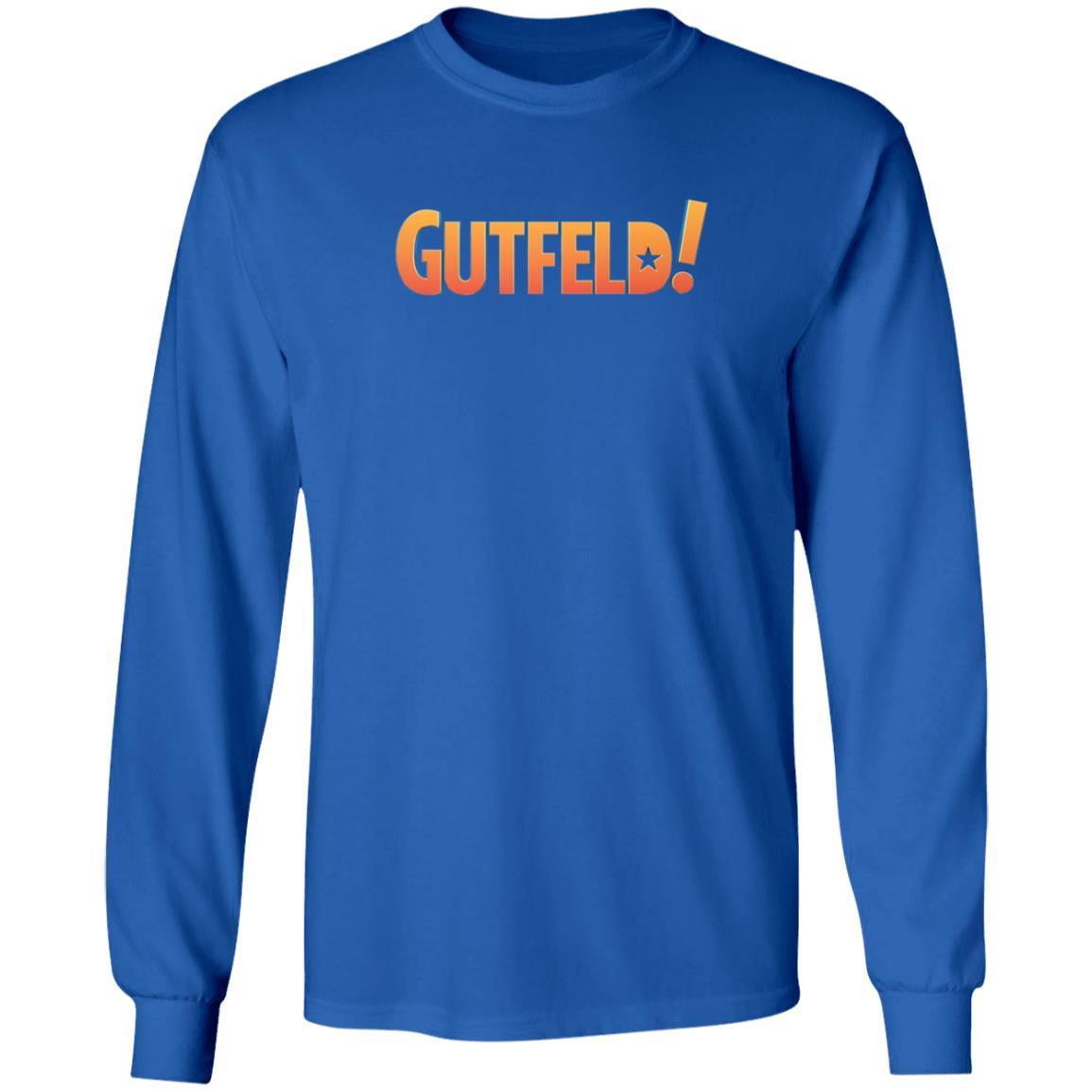 Fox News Store Gutfeld Logo T Shirt Greg Gutfeld