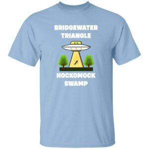 Bridgewater Triangle Hockomock Swamp T Shirt Misha Collins
