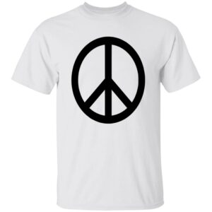 Whoever Brings You The Most Peace Should Get The Moat Time Peace Circle Author Tee Shirt Augustbaby1987