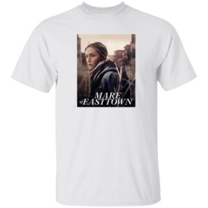 Kate Winslet Mare Of Easttown T Shirt Casey Mink