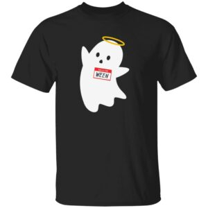 Wholesome Ween Happy Halloween Guy Is Happy T Shirt