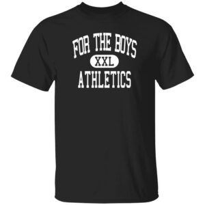 Barstool Sports Store For The Boys Athletics Shirt Will Compton