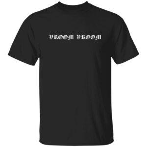 Charli Xcx Merch Vroom Vroom Shirt