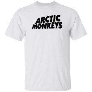 Arctic Monkeys Merch Logo Shirt